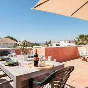 Stunning 35M2 Terrace! Fantastic Sea Views With Great Sunsets! Free Wifi! photos Exterior