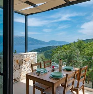 Villa Elisabeth Sea View Private Pool Fiskardo Kefalonia photos Exterior