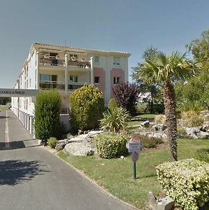 Appartement Spacieux A Pontaillac, Proche Plage photos Exterior
