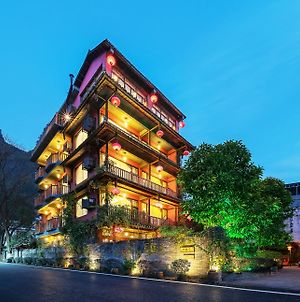 Yangshuo Mountain Nest Boutique Hotel photos Exterior