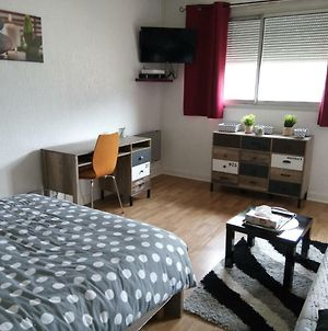 Centre Ville-Parking-Wifi-Residence Hoche N1 photos Exterior