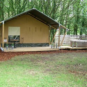 La Fortinerie Glamping Safari Tent With Hot Tub photos Exterior
