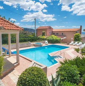 Villa Klara With 72 Sqm Pool And View On Split And Islands photos Exterior