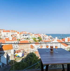 Alfama Lounge Three-Bedroom Apartment W/ River View And Parking - By Lu Holidays photos Exterior