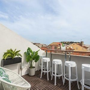 Rossio Penthouse Three-Bedroom Apartment W/ River View And Parking - By Lu Holidays photos Exterior