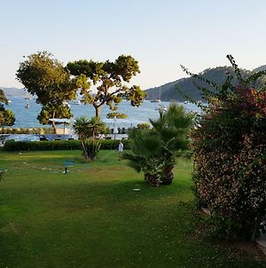 3+1 Luxury Seafront Duplex W/Pool In Gocek Fethiye photos Exterior