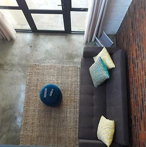 Entire Industrial-Style Loft In Maboneng photos Exterior