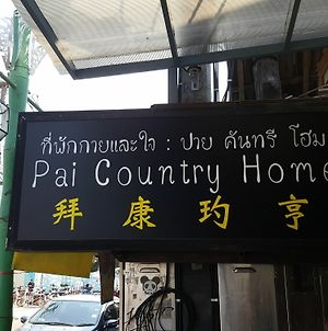 Pai Country Home photos Exterior