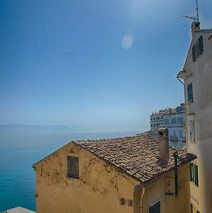 Serene Sea View Apartment In Corfu Old Town photos Exterior
