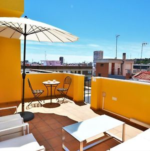 Rooftop Apartment With Three Terraces photos Exterior