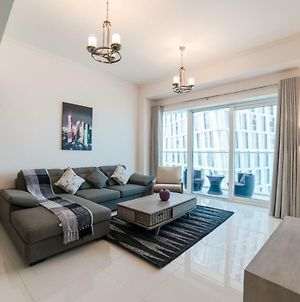 Vacation Bay - Brand New Apartment In Damac Heights photos Exterior