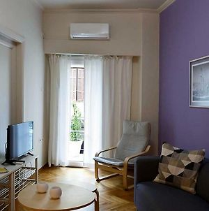 Modern Apartment For 4 Persons In The Heart Of Athens photos Exterior