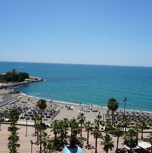 Beachfront Apartment In Fuengirola With Sea Views photos Exterior
