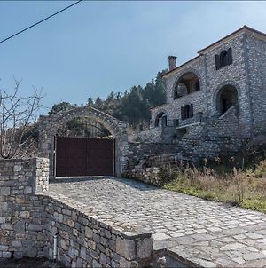 Stone Mansion Anavryti photos Exterior