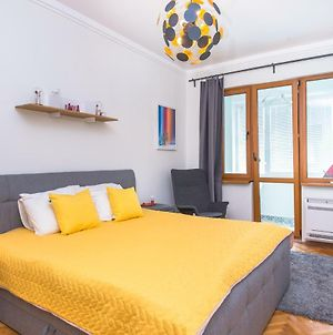 Designer & Luxurious, Business, One Bedroom Apartment In Top Central Sofia photos Exterior
