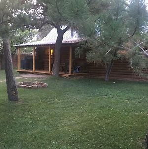 Stunning Apple Lane Log Cabin With Guest Cottage photos Exterior