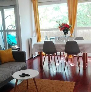 Lovely Appartment Talence Cosy100M2 Parking + Balcon/Terasse photos Exterior