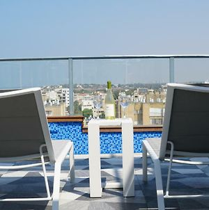 Luxury Rooftop Apartment In Netanya photos Exterior