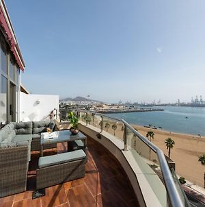 Living Las Canteras - Penthouse Alcaravaneras Beach & Free Parking photos Exterior