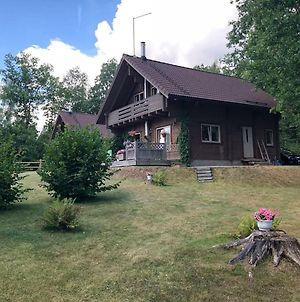 Wooden House With Sauna, Fireplace Near Forest, Lake, Spa photos Exterior