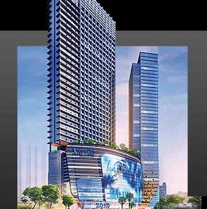 Cheap-Luxurious-Large 97M2 Loft Style Apartment For Max 6 People, Right Above Neo Soho Mall photos Exterior