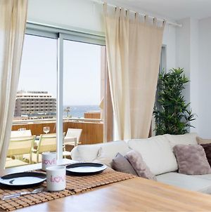 Sea View Apartment In El Medano With Private Parking Space photos Exterior