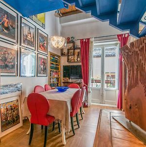 Luxury Apartment With Terrace, Bbq, Wifi In Palermo Center photos Exterior