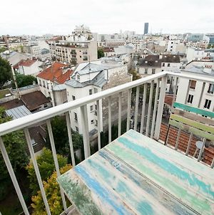 Well-Designed Flat With Balcony And View Over Paris photos Exterior