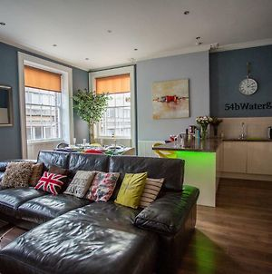 Most Central Luxury Apartment In Chester! photos Exterior
