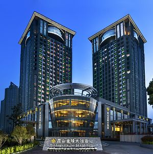 Jinling Grand Hotel Kunshan photos Exterior