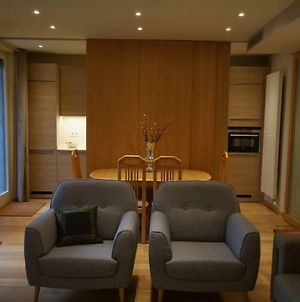 Beautifully Furnished Luxury Apartment In Barri Vell, Girona photos Exterior
