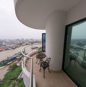 Amazing 2Brs Apartment By The River Near Asiatique photos Exterior