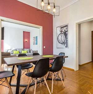 3 Bedroom Apartment With Big Balconies In Pagrati photos Exterior
