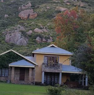 His Vessel Guesthouse Clarens Fs photos Exterior