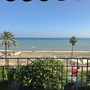 Vip Beachfront Estepona Apartment photos Exterior
