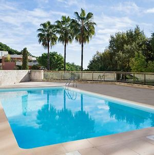 Charming 1Br With Pool And Sea View In Nice photos Exterior
