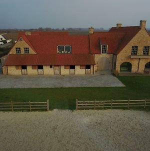 House Zoute Stables 125Sqm In 5 Ha Property Near Seaside In Knokke photos Exterior