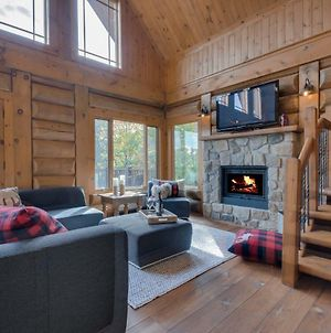 Log Cabin Home With Lake And Mountain View By Reserver.Ca photos Exterior