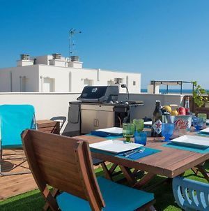 New Apartment With Big Terrace 9 Min Walk To Beach 6 Min Supermarket photos Exterior