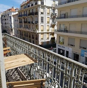 Cosy Central Studio Nice Rossini Large Balcony photos Exterior