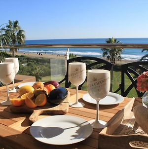 Luxury Gava Beachfront Apartment Barcelona photos Exterior