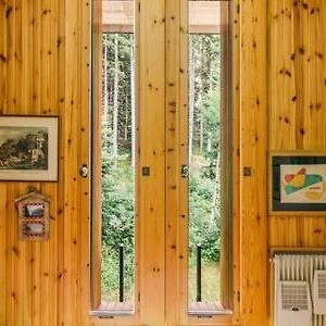 Central Wooden Chalet With Forest View photos Exterior