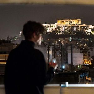 Amazing View Of Acropolis From Amazing Apartment photos Exterior