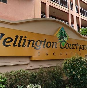 Wellington Courtyard | 2 Bedrooms | Tagaytay City photos Exterior