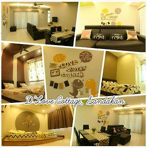 D'Love Cottage Sandakan photos Exterior