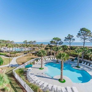 Oceanfront Villa - Heated Pool - S. Forest Beach - Coligny Plaza - Sleeps 6 photos Exterior