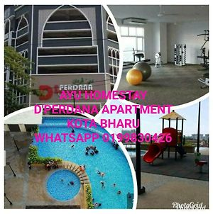 Ayu Home Stay Dperdana Aparment photos Exterior