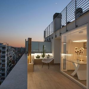 Penthouse With A Panoramic Rooftop In Trastevere photos Exterior
