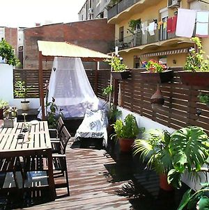 Lovelyloft Atic With Magic Garden-Terrace In The Gracia Heart photos Exterior