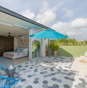 Casa Selva 1Br Magical Jungle Rooftop With Private Pool At Aldea Zama photos Exterior